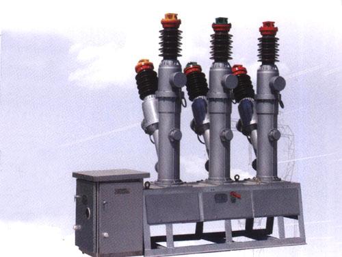 5户外落地罐式高压六氟化硫断路器